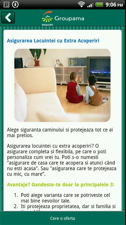 Alo Groupama- screenshot