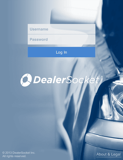 DealerSocket Service 1.3.5 screenshots 1