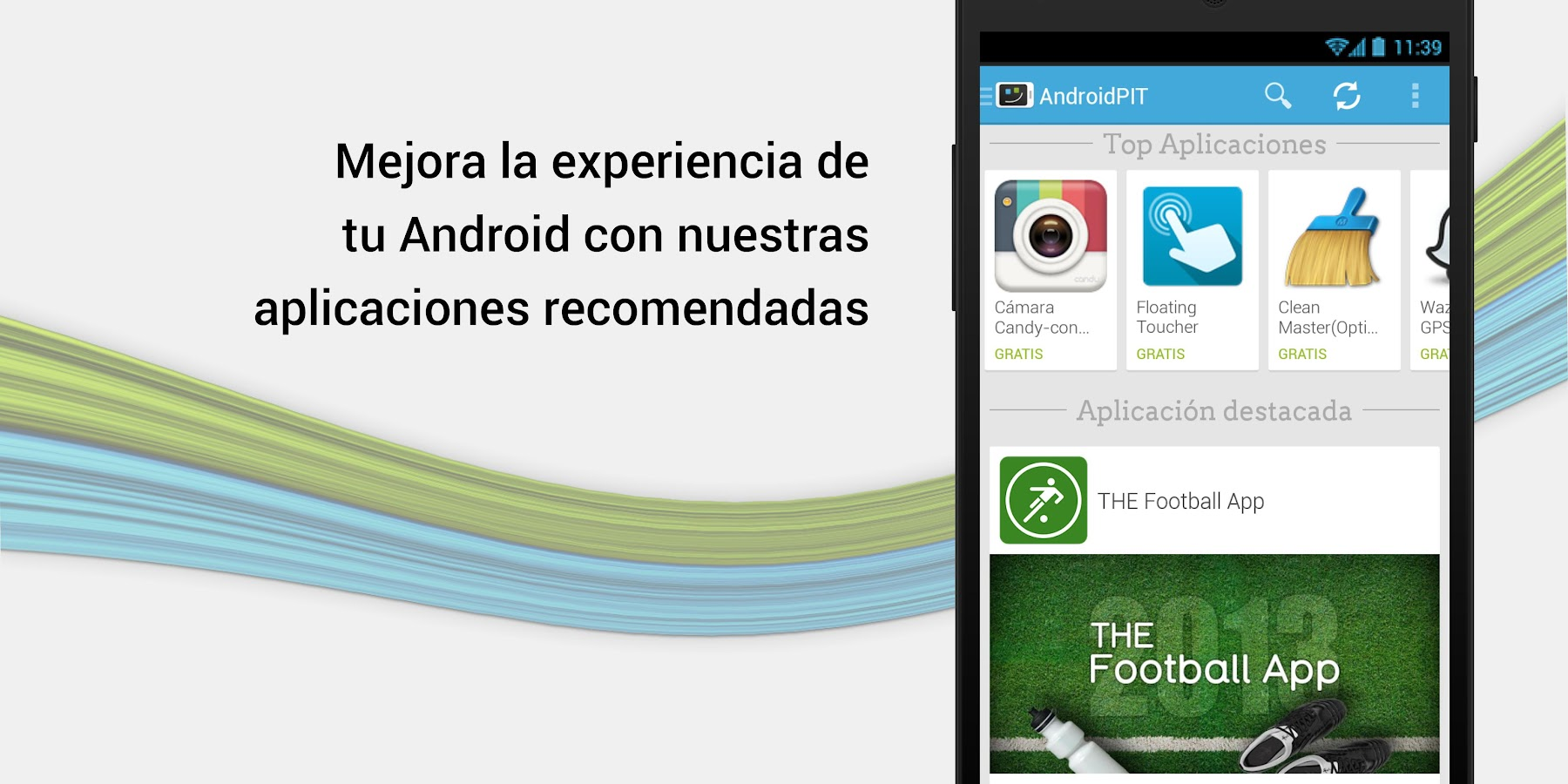 Androidpit apps noticias foro aplicaciones android en for App noticias android