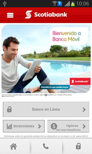 Scotiabank Chile - Banca Móvil