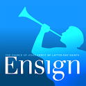 LDS Ensign logo