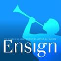 LDS Ensign logo
