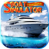 3D Boat racing Simulator Game