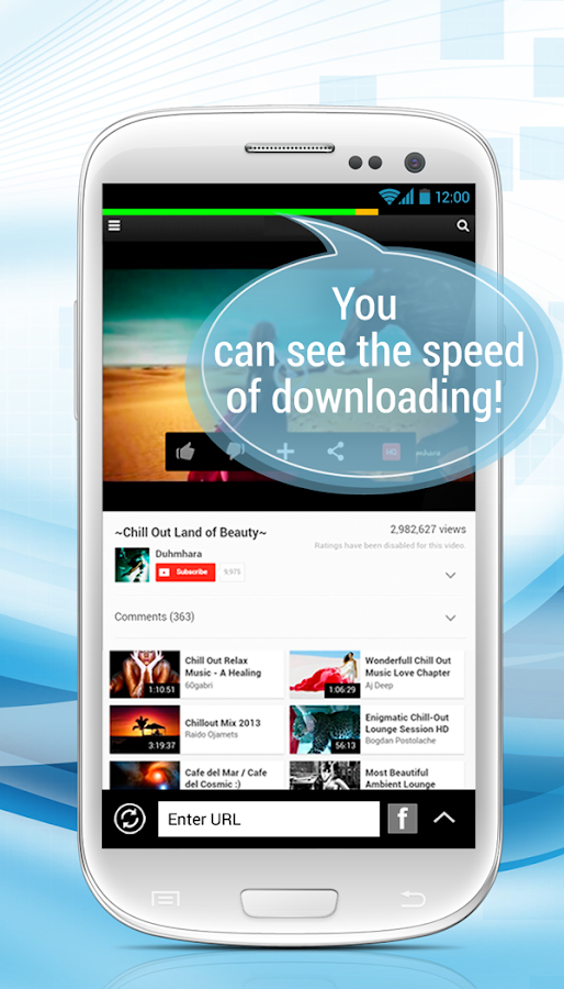 2G|3G|4G Fast Internet Browser - screenshot