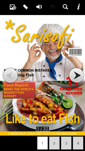 Sarisofi: Fish Recipes