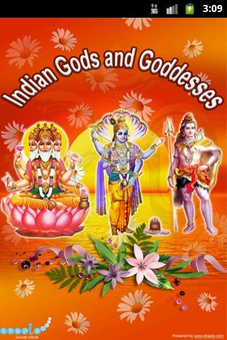 Indian Gods Goddesses