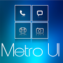 Metro UI GO Locker skin icon