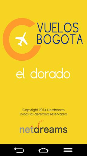 Bogota Flights El Dorado