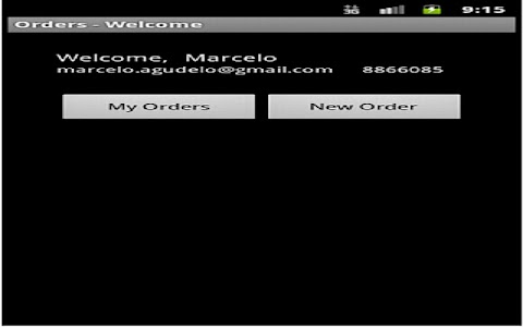 Order screenshot 3