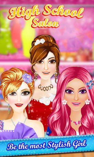 High School Salon - Girls Game