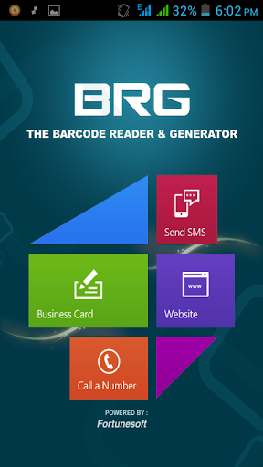 BRG - Barcode Reader Generator