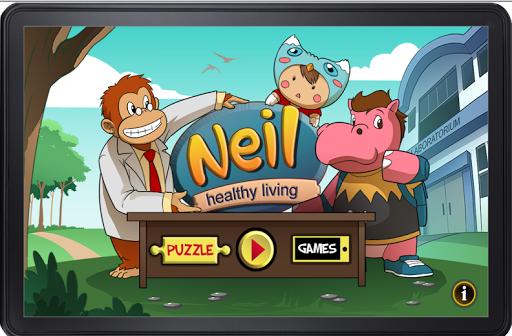 Neil - Healthy Living