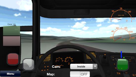 Truck Driver Simulator - FREE