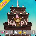 Happy birthday cake (Deluxe)
