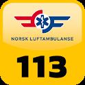 Hjelp 113-GPS logo