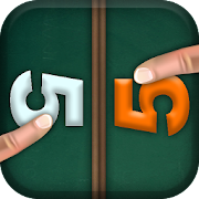Math Duel: 2 Player Math Game