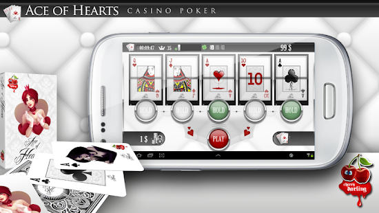 Ace Of Hearts - Video Poker- screenshot thumbnail