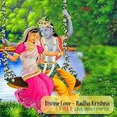 Divine Love Radha Krishna Free