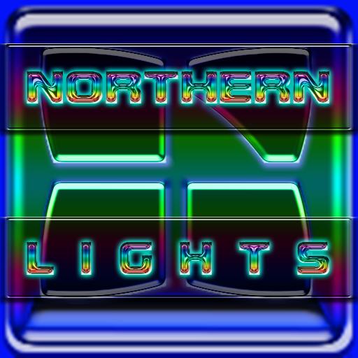 Next Launcher 3D NLights Theme