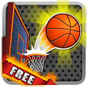 Flick Basketball Shoot 3D