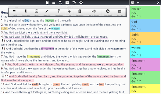 Cadre Bible - Bible Study App Varies with device APK for Android