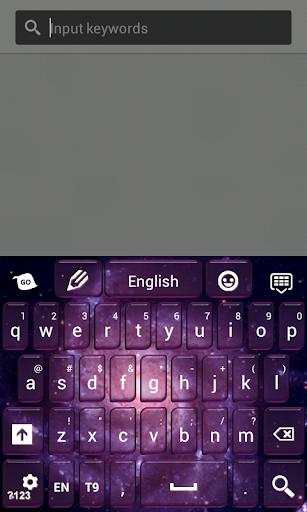Super Galaxy Keyboard