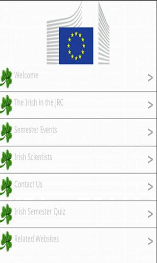 Irish Semester
