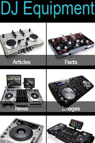 DJ 機器