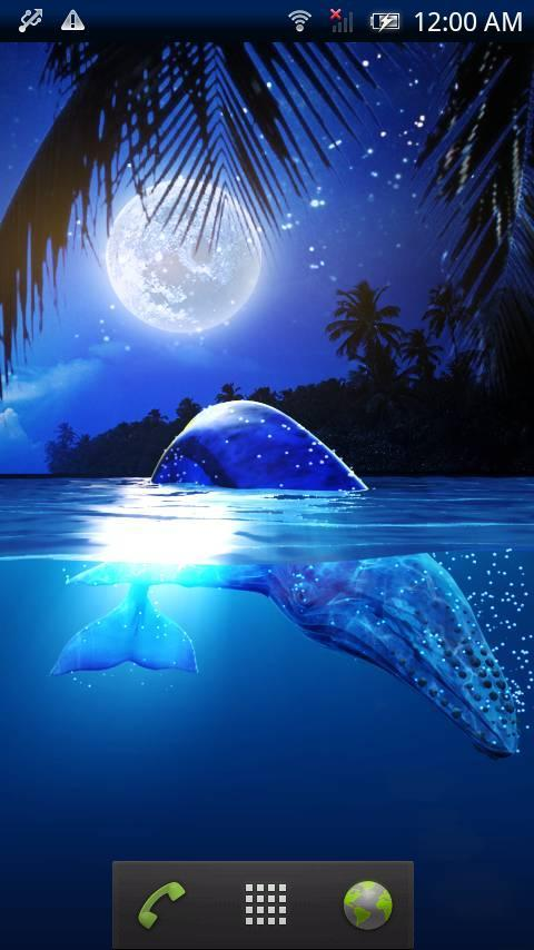 Whale MoonWave Free - screenshot