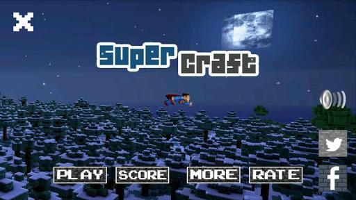 SuperCraft - a Minecraft mod