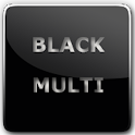Black Gloss Multi Theme icon
