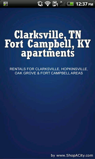 Clarksville TN Apartments