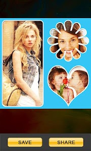 Pic Frame Effects Pro screenshot 1