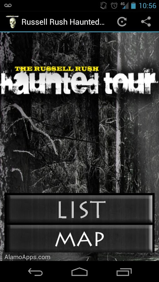 Russell Rush Haunted Tour - screenshot