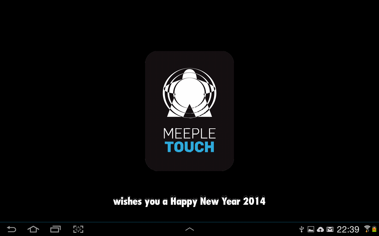 Happy New Year 2014- screenshot