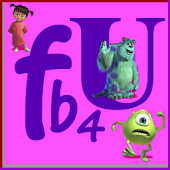 FB4U Monsters Pink v1
