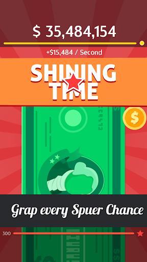 Make Money Rain: Cash Clicker  screenshots 1