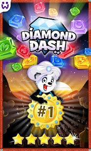 Diamond Dash - screenshot thumbnail