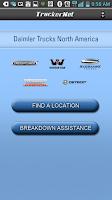 Screenshot of TruckerNet