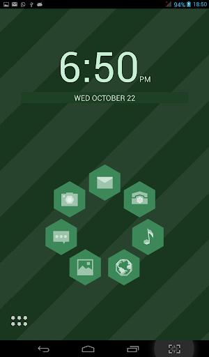 Flat Green SLT
