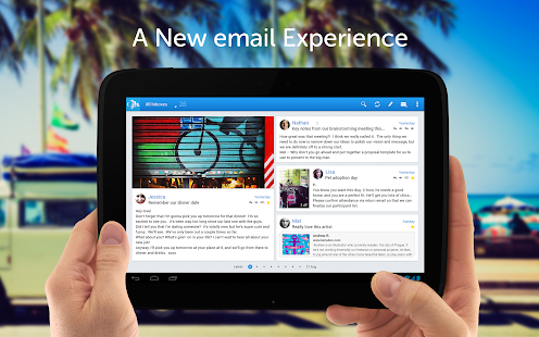 Molto – Email app.
