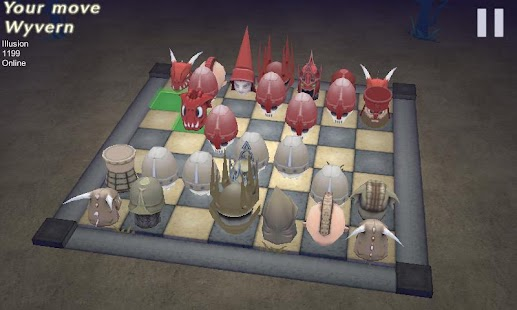 NightChess: Zombie Lord 3D - screenshot thumbnail