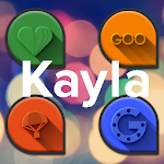Kayla HD Icon Pack v1.08