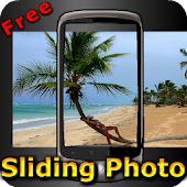 Sliding Photo Wallpaper Album