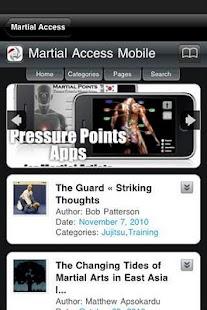 Martial Access Plus