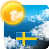 Weather for Sweden