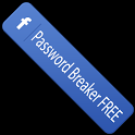 Facebook password breaker joke icon