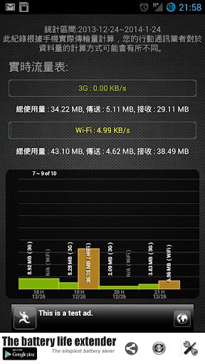 3G 流量守衛