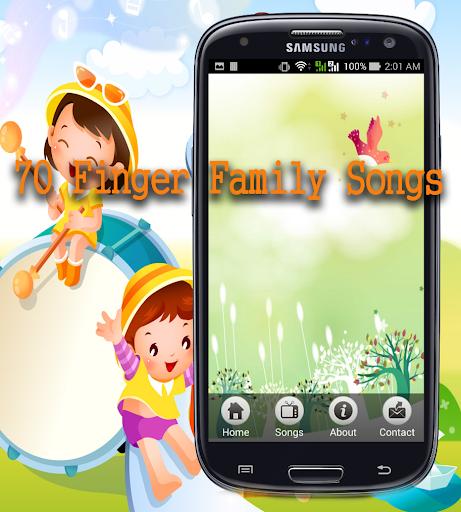70 Finger Family Songs
