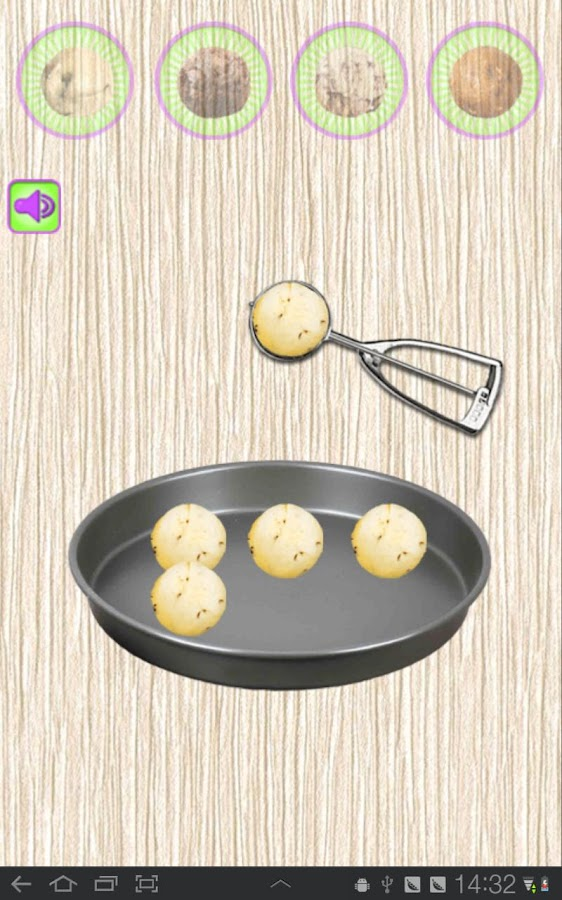 Make Cookie Dough - screenshot